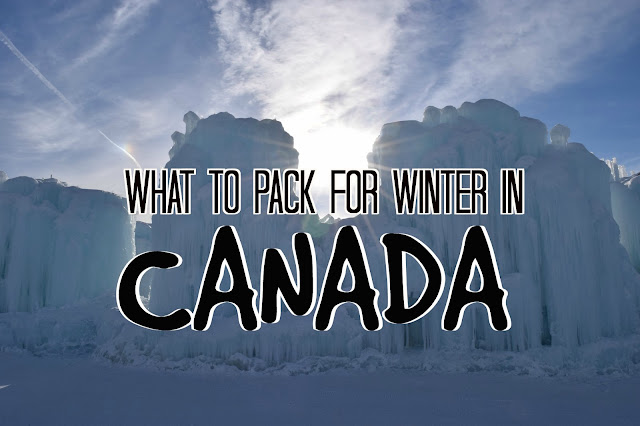 What To Pack For Winter In Canada