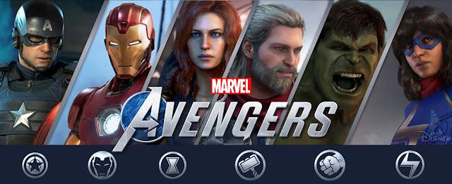 marvel's avengers war table news update, online co-op gameplay, release date, ms marvel, black widow, hulk, iron man, captain america, thor, hawkeye, easter eggs, teaser