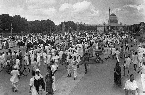 15 August 1947 Independence Day Photos