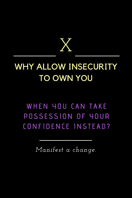 Take Possession of Your Confidence