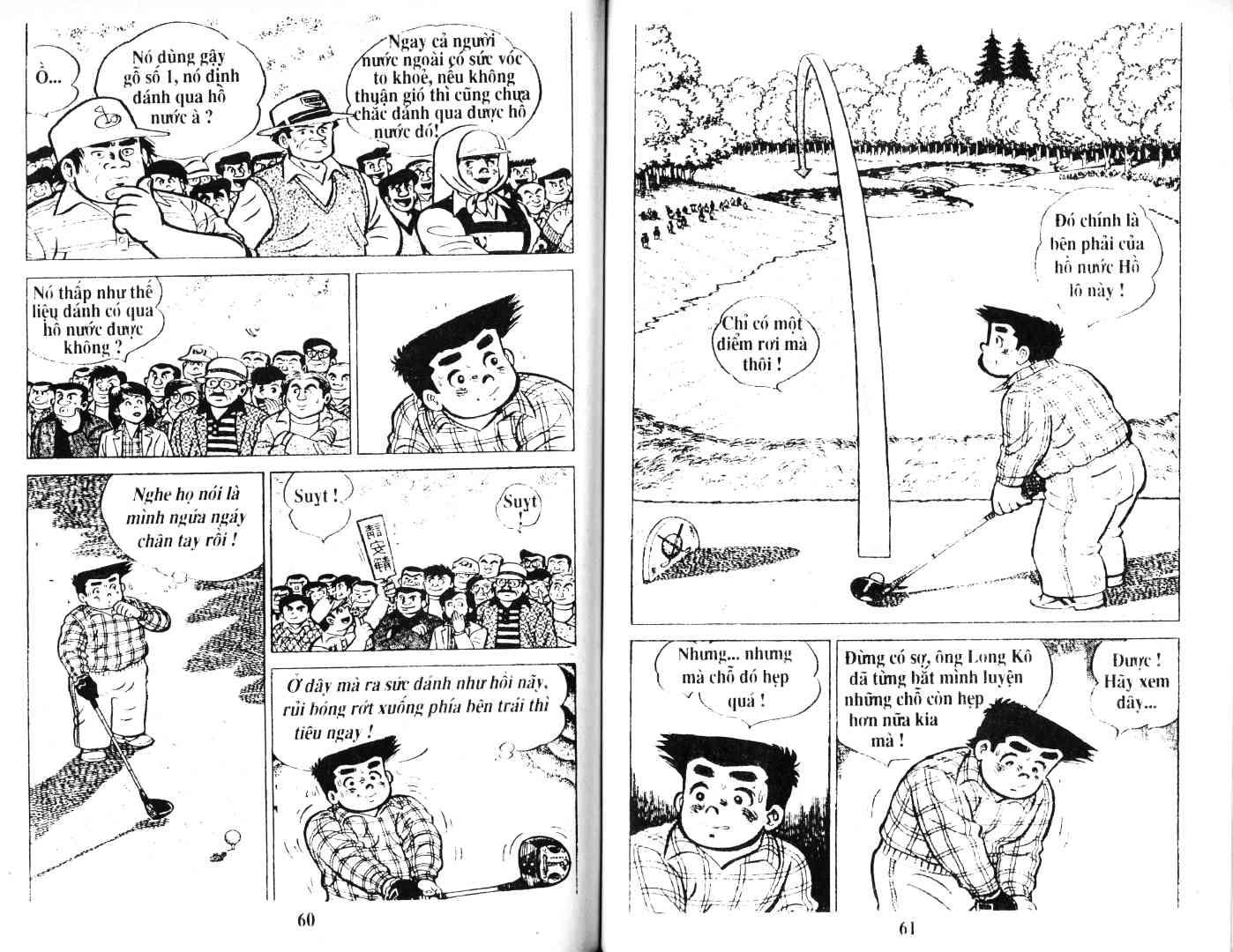 Ashita Tenki ni Naare chapter 38 trang 28