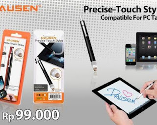 Membuat pen touch screen sendiri
