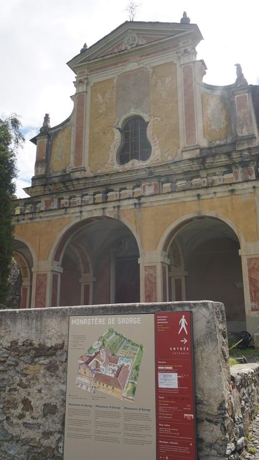 Monastery of Saorge