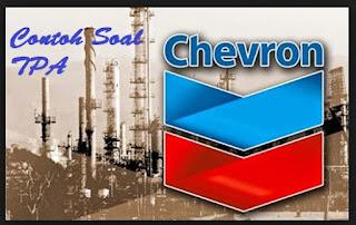 Contoh Soal TPA Chevron + Jawaban + Pembahasan Gratis