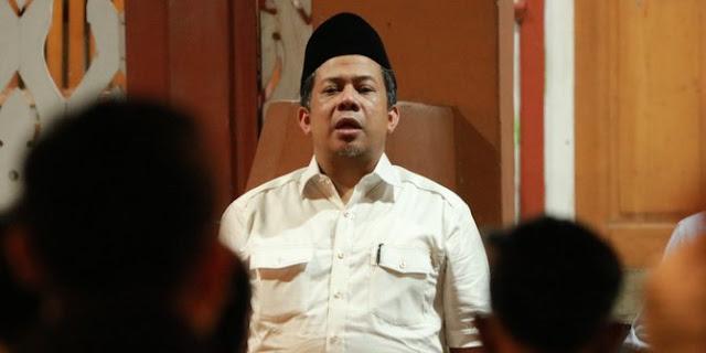 Fahri Hamzah Kritik Jubir Prabowo Tak Punya Data Mumpuni