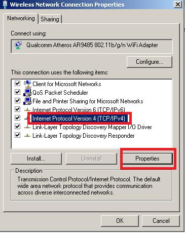 ARD - TCP_IP4 IP Address