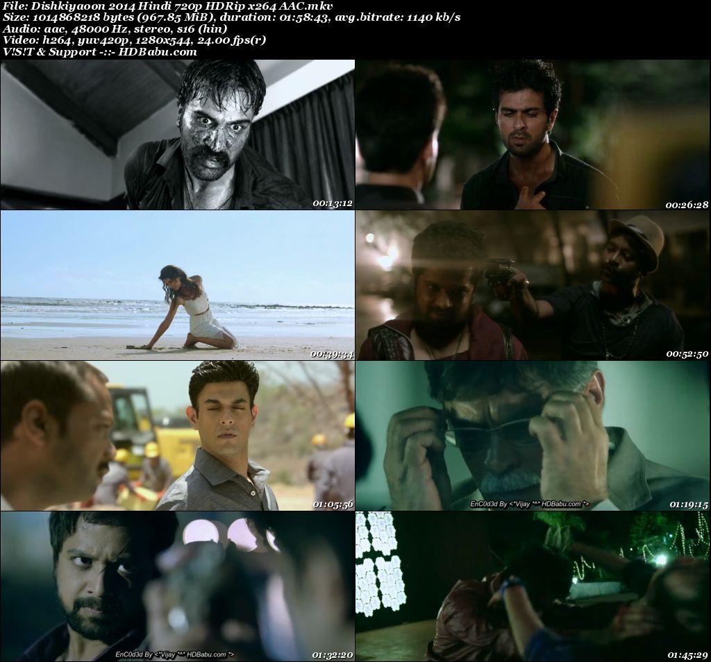 Dishkiyaoon Full Movie Download