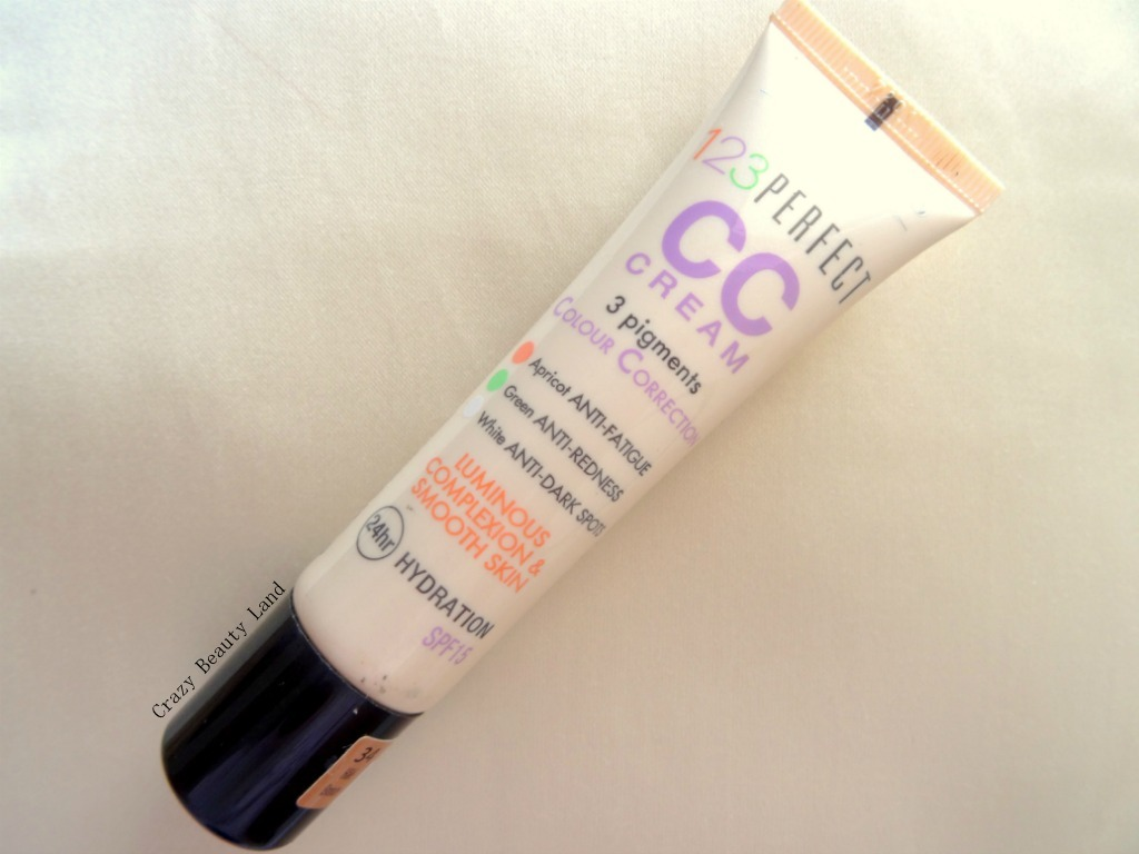 Bourjois CC Cream 34 Bronze Review