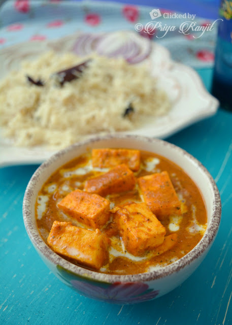 How to make Restaurant style Paneer Butter Masala