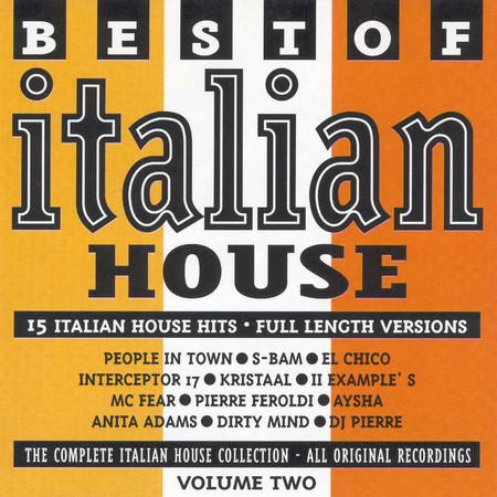 Usina do som various best of italian house volume 2 for Best 90s house songs