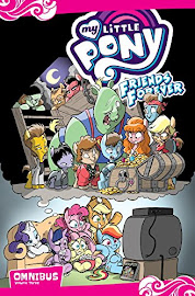 MLP Friends Forever Ombibus #3 Comic