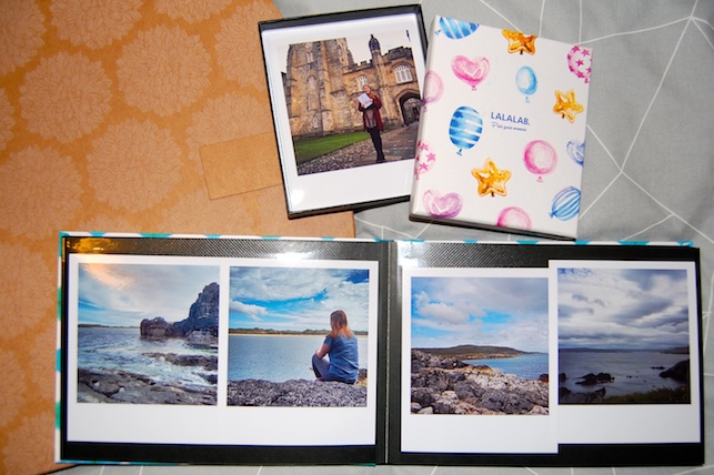 printing your photos for photo albums or scrapbooks with la la lab