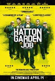 فيلم The Hatton Garden Job 2017 مترجم