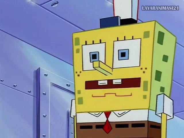 Spongebob Season 1 Episode 14A - SB 129 SD 480p Dub Indo