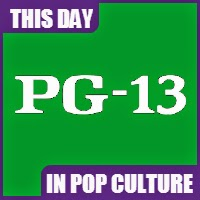 MPAA introduced the PG-13 rating on July 1984.