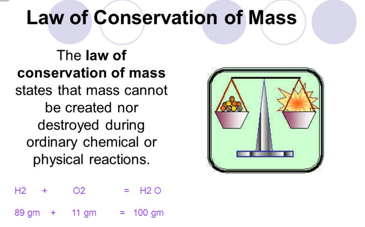 the conservation law In physics, a conservation law states that a particular measurable property of an isolated physical system does not change as the system evolves any particular conservation law is a mathematical.