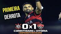 Corinthians 0 x 1 Vitória - Melhores Momentos (HD COMPLETO) - Brasileirão 2017