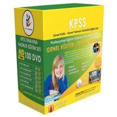 Görüntülü KPSS Genel Kültür Genel Yetenek Görüntülü Eğitim Seti