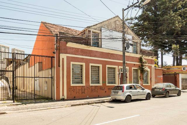 Casa na Rua Presidente Carlos Cavalcanti 771, Curitiba