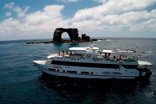 Galápagos tours - Crucero Humboldt Explorer