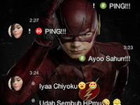 BBM The Flash v2.13.1.14 Mod Apk