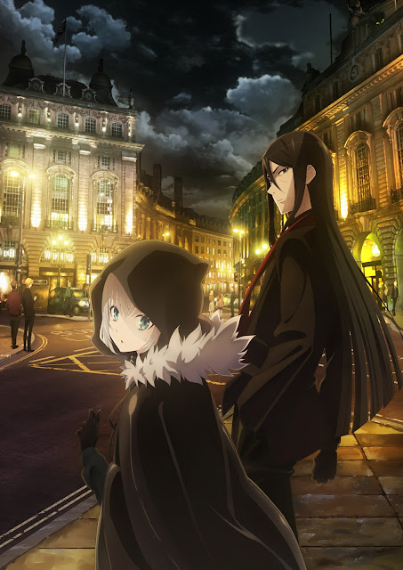 Lord El-Melloi II-sei no Jikenbo -Rail Zeppelin Grace note-