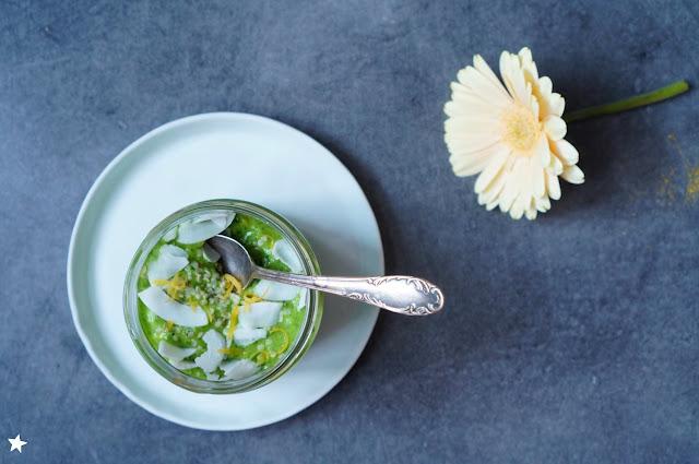 soupe crue raw vegan épinards avocat concombre glutenfree food