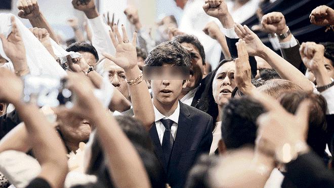 Federico Danton se inscribió en el APRA y, ¿Se prepara para ser el sucesor de Alan García?| FOTO Y VÍDEO