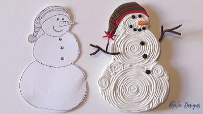 christmas craft ideas homemade diy cute winter holiday rava designs