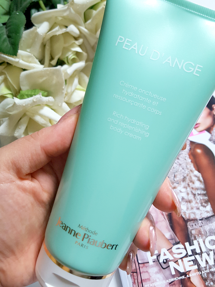 review: Peau D´Ange Rich Hydrating & Replenishing Body Cream - 200ml - 39.80 Euro