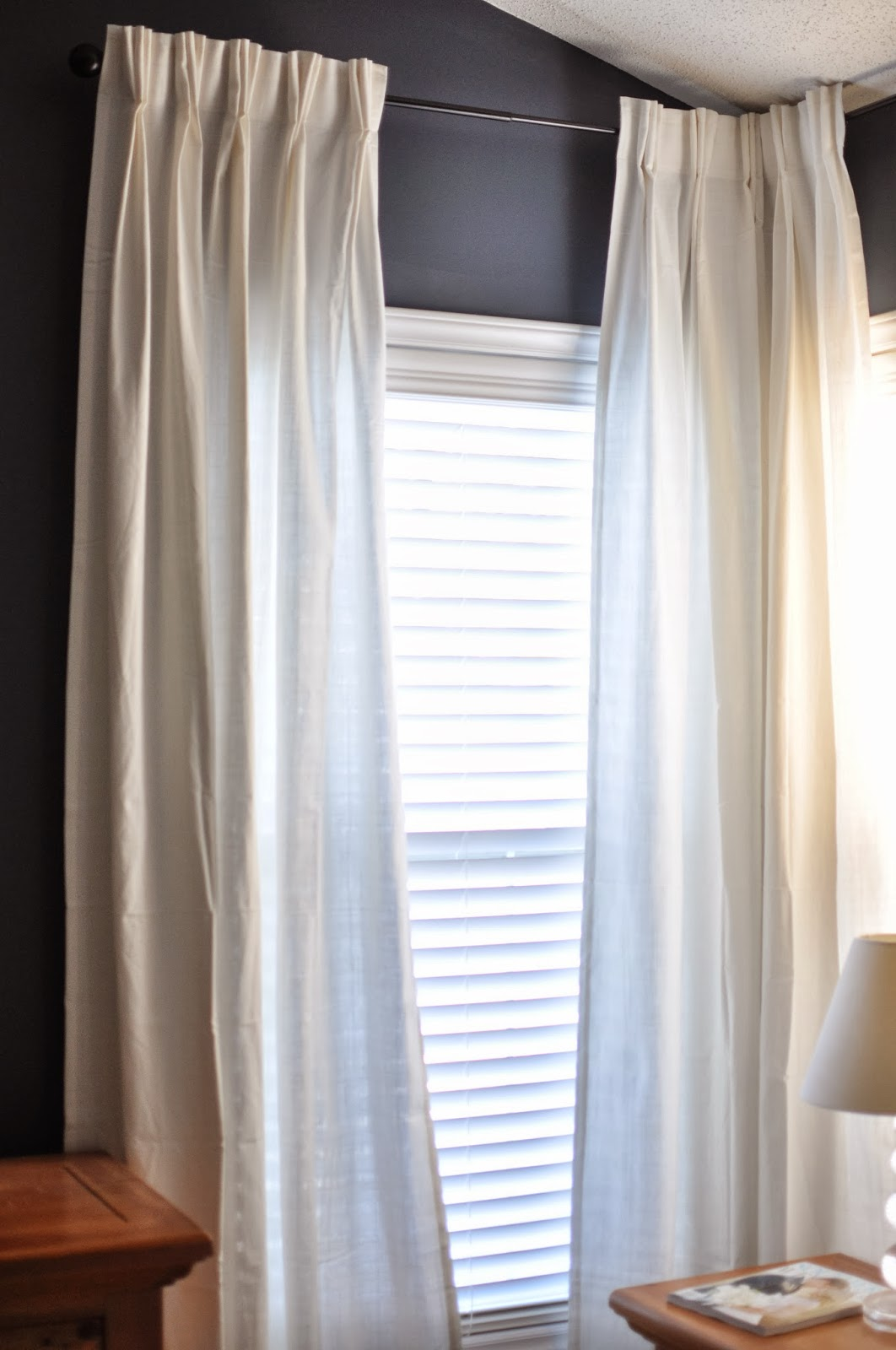 How To Make Pinch Pleat Curtains Without Tape Www