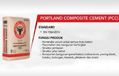Portland Composite Cement (PCC) - berbagaireviews.com