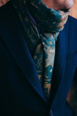 Reglas de estilo, Complementos, estilo, estilo de vida, menswear, moda hombre, moda masculina, ermenegildo zegna, Burberry, Michael Kors, Suits and Shirts, Ralph Lauren, Black Label, Drake's London, bufanda, foulard,