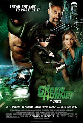 The Green Hornet (2011) หน้ากากแตนอาละวาด