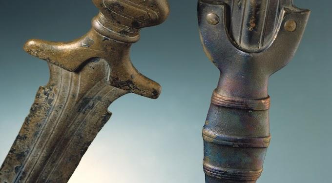 Τα τεχνουργήματα της Εποχής του Χαλκού χρησιμοποιούσαν μετεωρικό σίδερο.