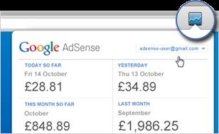 Google Publisher toolbar