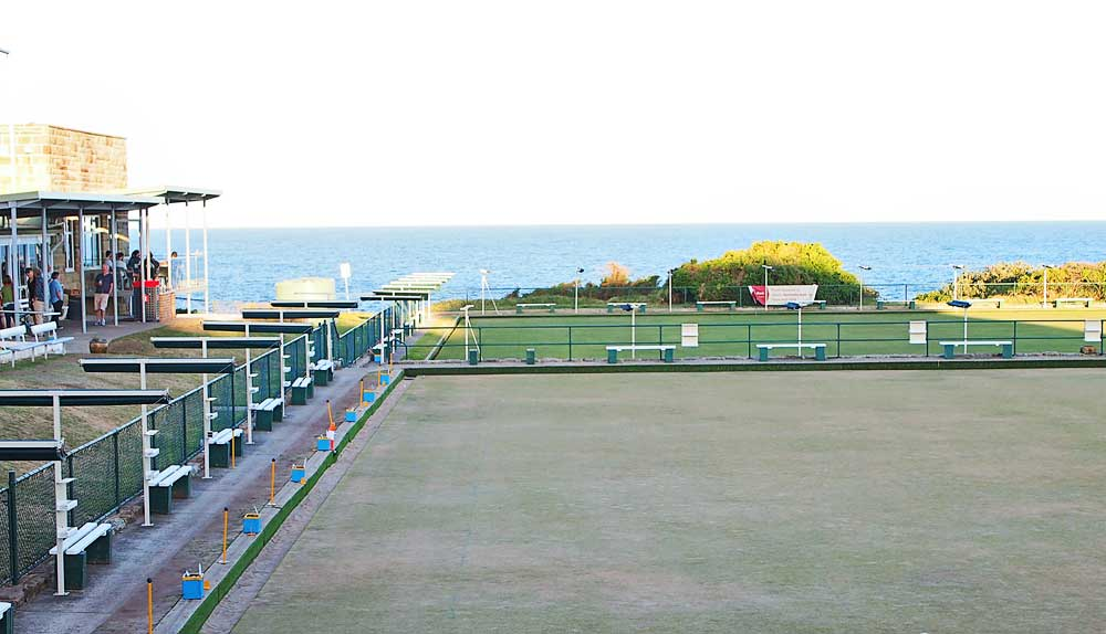 Barefoot lawn bowling facing Sydney's best view - Down Under Travel Guide: What You Can Eat and Do in Sydney