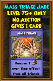 Mass Triage - Wizard101 Card-Giving Jewel Guide