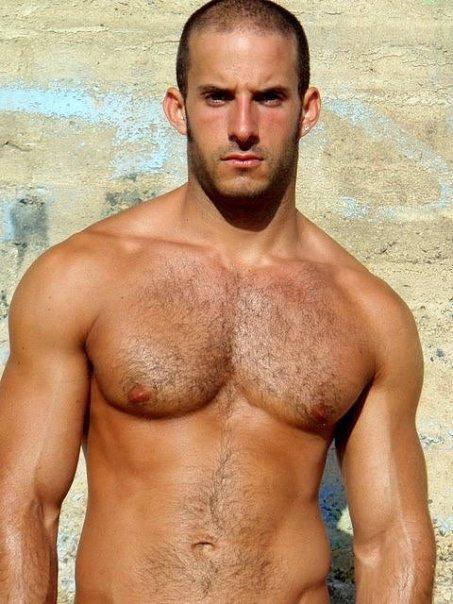 Mermanslair Guy pics: Hairy Men Chest Pics (Body Hair is so hot)