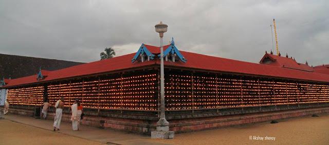 Sree Poornathrayeesa Temple Tripunithura Ernakulam