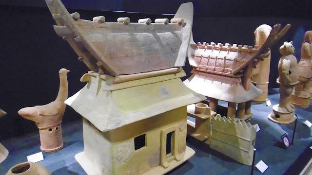 今城塚古代歴史館 はにわ