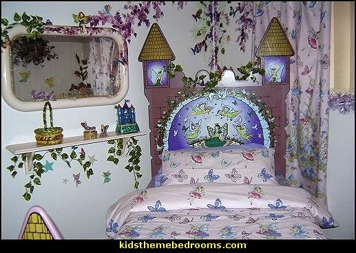 Decorating theme bedrooms - Maries Manor: fairy woodland