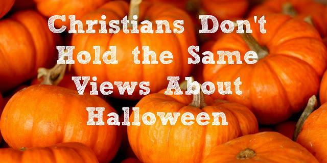 Should Christian Celebrate Halloween - an Open Forum