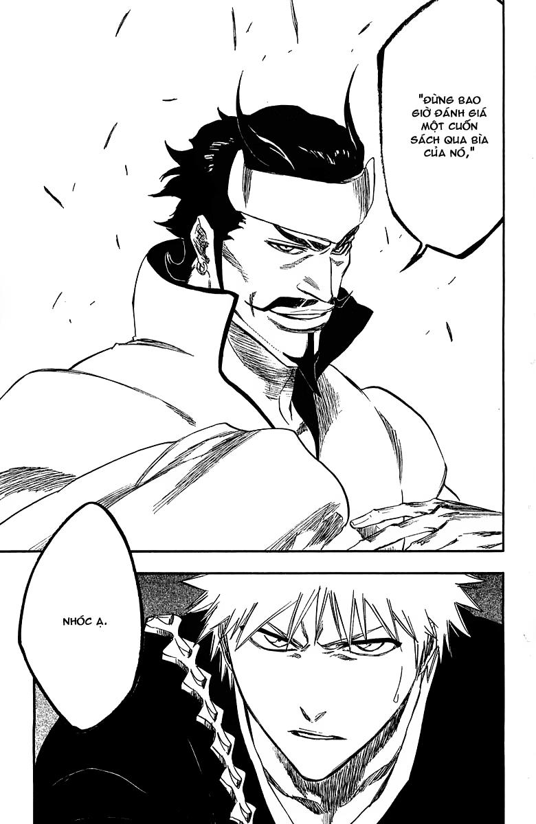 Bleach chapter 250 trang 22