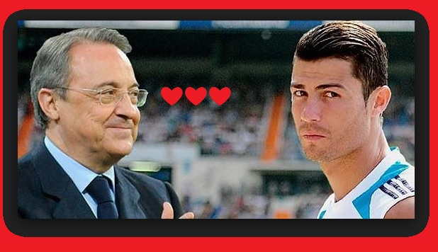 Cristiano se replantea su salida tras la defensa de Florentino Pérez