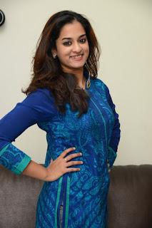 Actress Nanditha Raj Stills in Ripped Jeans  0012.jpg