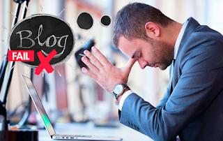 Berdasarkan pengalaman eksklusif saya saya akan buat sebuah artikel ihwal Kesalahan Blogge Sudah Tahu, Kesalahan Fatal Blogger Pemula Yang Sering Dilakukan