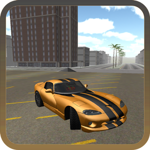 Games Ekstrim Turbo Car Simulator 3D