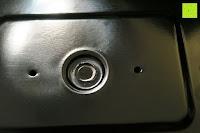 unten Mitte: Waffeleisen Belgisch für 4 belgische Waffeln,XXL Waffelautomat,brüssler Doppel,Thermostat, stufenlose Temperatureinstellung, Backampel, Cool-Touch Griff