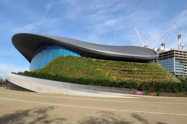 London Aquatics Centre, Queen Elizabeth Olympic Park, London